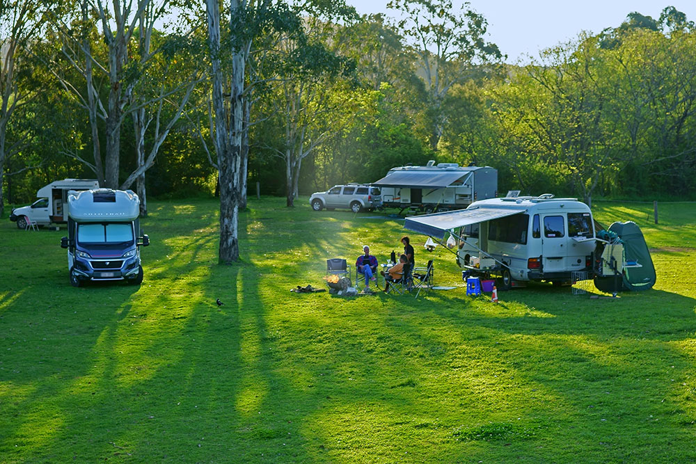 Hunter Valley Camping, Wollombi tavern
