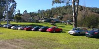 Car Club at Wollombi Tavern