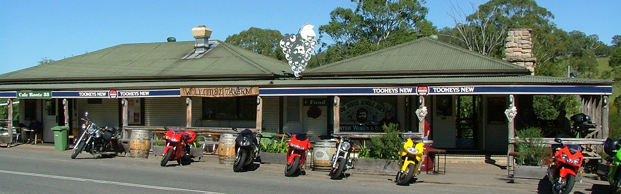 Wollombi Tavern, Hunter Valley pub