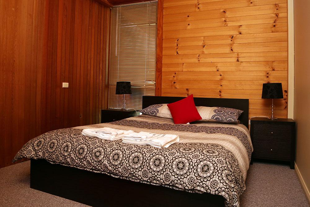 Main Bedroom at Friar Jurd's in Wollombi