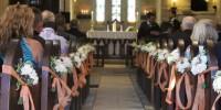 Inside St John's Anglican Church